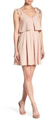 J.o.a. Solid Sleeveless Dress