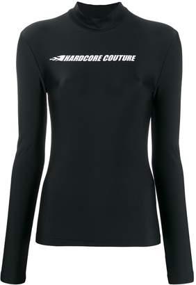 Couture Mia-iam 'Hardcore Couture' sweatshirt