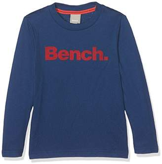 Bench Boy's Core Ls Tee Long Sleeve Top,(Manufacturer Size: 15-16)