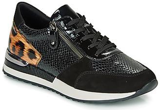 Remonte Dorndorf R2504-05 women's Shoes (Trainers) in Black