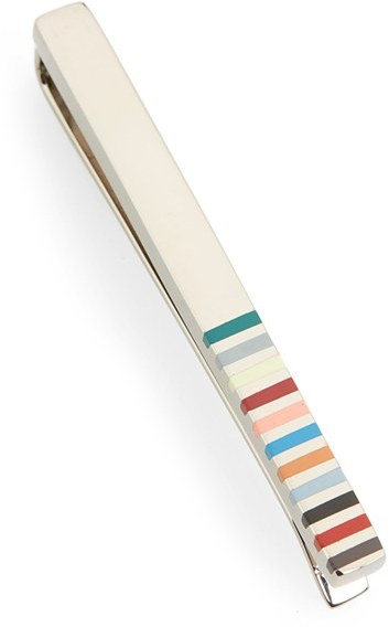 Paul SmithMen's Paul Smith Stripe Tie Bar