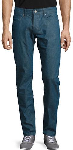 Hugo BossHugo Boss Orange 90 Tapered Fit Jeans
