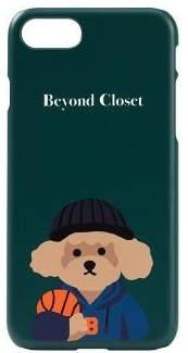 [Unisex]ILP Logo I-Phone 8 Case Ver.2 Greean