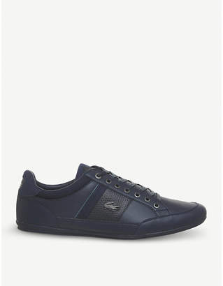 Lacoste Chaymon low-top leather trainers