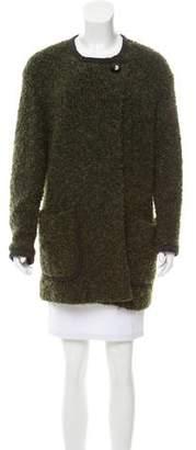 Etoile Isabel Marant Bouclé Short Coat