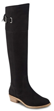 G by GUESS Aikon Over The Knee Boot $89 thestylecure.com