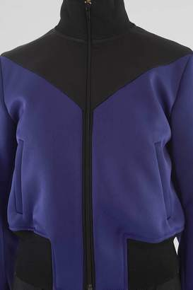 3.1 Phillip Lim Color-Blocked Bomber Jacket