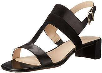 Nine West Women's Howrya Leather Heeled Sandal