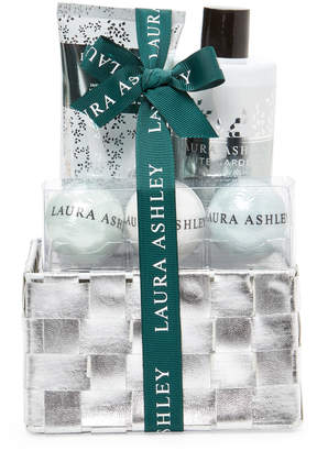Laura Ashley 6-Piece White Gardenia Body Care Gift Set