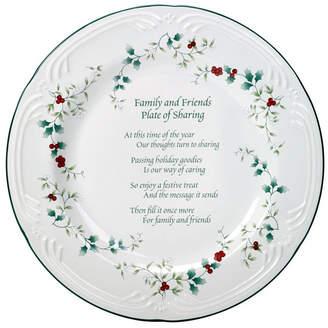 Pfaltzgraff Winterberry Sharing Plate