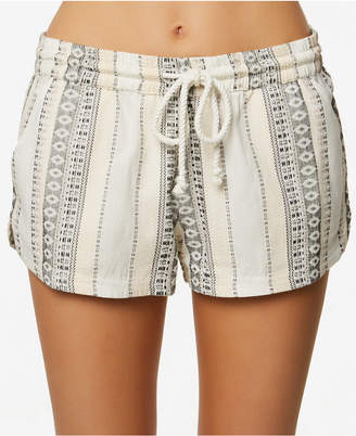 O'Neill Juniors' Printed Cotton Shorts
