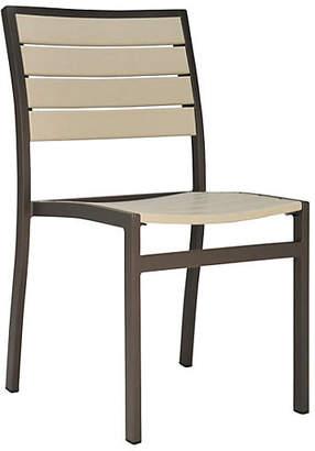 Janus et Cie Koko Side Chair - Bronze/White