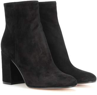 Gianvito Rossi Rolling suede ankle boots
