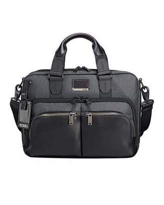 Tumi Albany Slim Compartment Briefcase, Gray