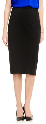 Petite Women's Vince Camuto Pull-On Pencil Skirt $69 thestylecure.com