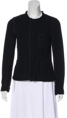 Vince Wool Knit Jacket