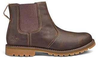b3970aa3d1 Mens Timberland Leather Chelsea Boot - ShopStyle UK
