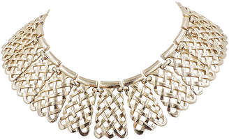 One Kings Lane Vintage Monet Vannette Collar Necklace - Carrie's Couture