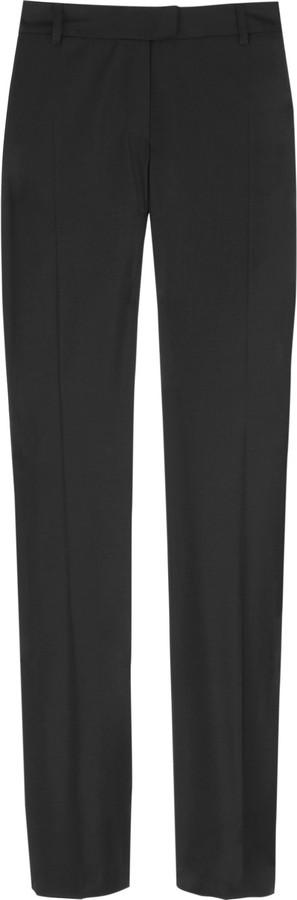 Paul & Joe Wool-blend tuxedo pants