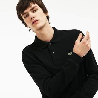 Lacoste Men's Long-sleeve L.12.12 Polo Shirt