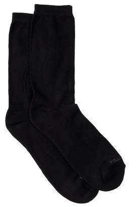 Shimera Pillow Sole Crew Socks - Pack of 2