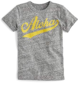 J.Crew crewcuts by Aloha Graphic T-Shirt