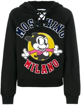 Moschino Mickey Milano hoodie