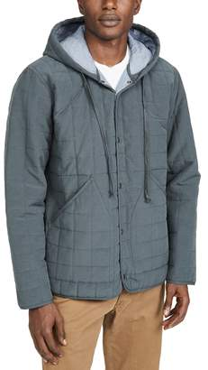 Mollusk Hooded Back Jacket