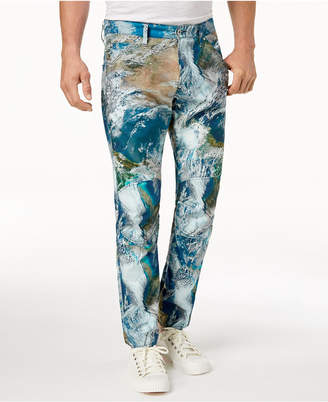 G Star Men's Earth Camo-Print Pants