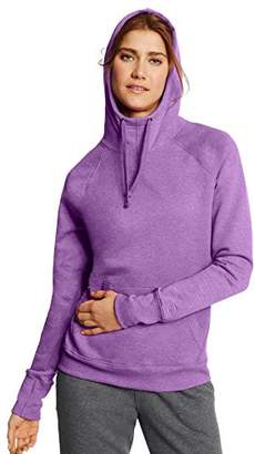 Champion Women's Fleece Pullover Hoodie $17.70 thestylecure.com