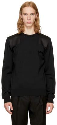 Saint Laurent Black Bad Lieutenant Sweater