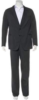 Armani Collezioni Notch-Lapel Suit