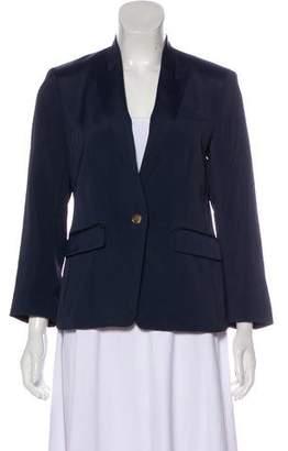 Rag & Bone Button Closure Structured Jacket