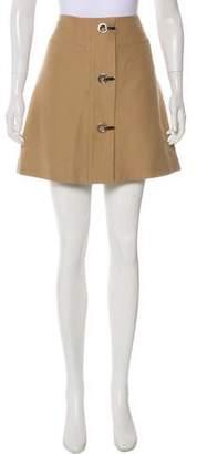 Marni Snap Hook Mini Skirt