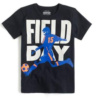 J.Crew crewcuts by Field Day Graphic T-Shirt
