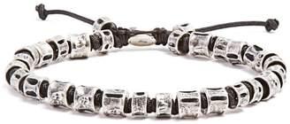 M. Cohen Sterling-silver bone bracelet