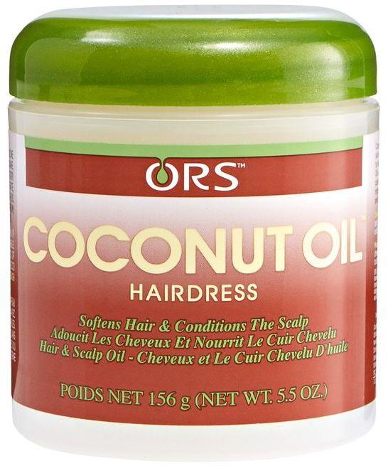 Organic Root Stimulator Coconut Oil Hairdress