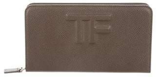 Tom Ford Leather Logo Wallet w/ Tags