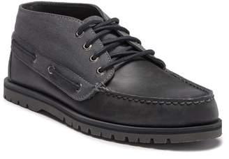 Sperry Leewarrd Leather Moc Toe Chukka Sneaker