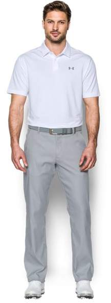 Men's UA CoolSwitch Microthread Polo