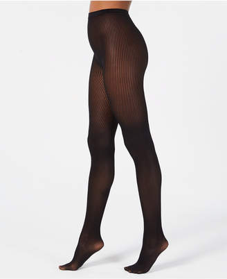 INC International Concepts I.n.c. Vertical Stripe Knit Tights