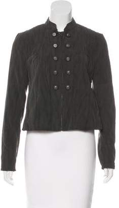 Free People Long Sleeve Zip-Up Jacket