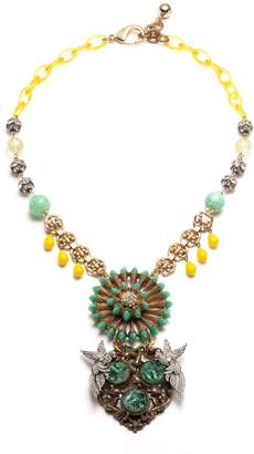Lulu Frost Vintage Aviary Passage Necklace