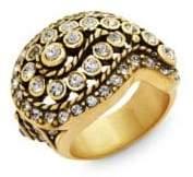 Heidi Daus Divine Miss Paisley Ring