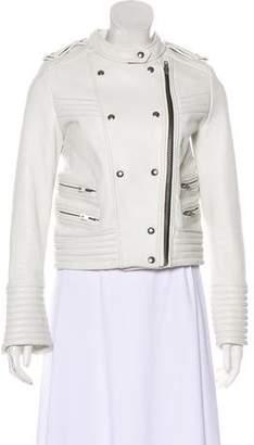 IRO Leather Rojan Jacket