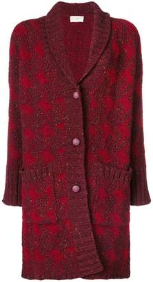 Antonia Zander long buttoned cardigan