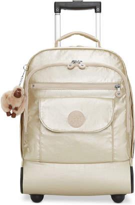 Kipling Sanaa Metallic Rolling Backpack