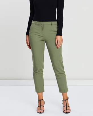 Dorothy Perkins Soft Ankle Grazer Trousers