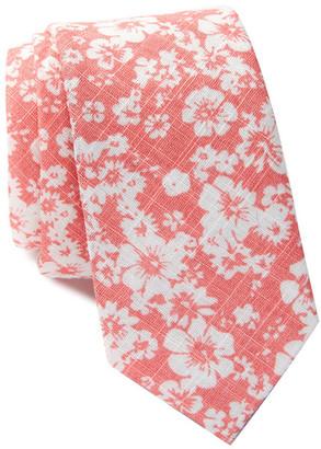 Original Penguin Kingsland Floral Tie $55 thestylecure.com