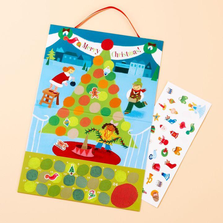 Rockin' Around the Christmas Tree Advent Calendar